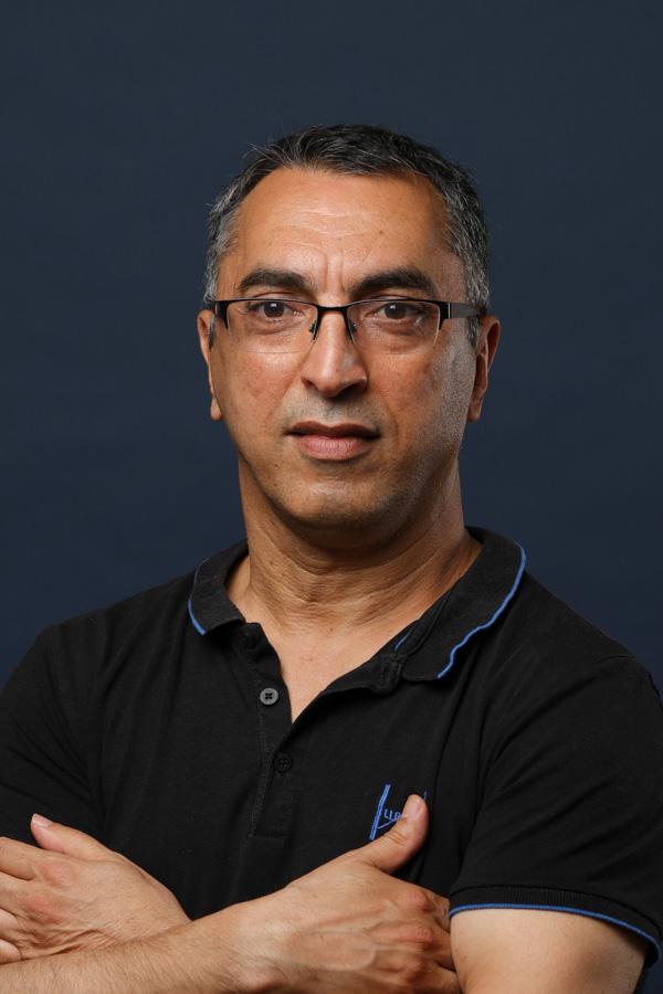 Abdel Chabouni - Directeur d'agence SNEE Poitiers en Vienne