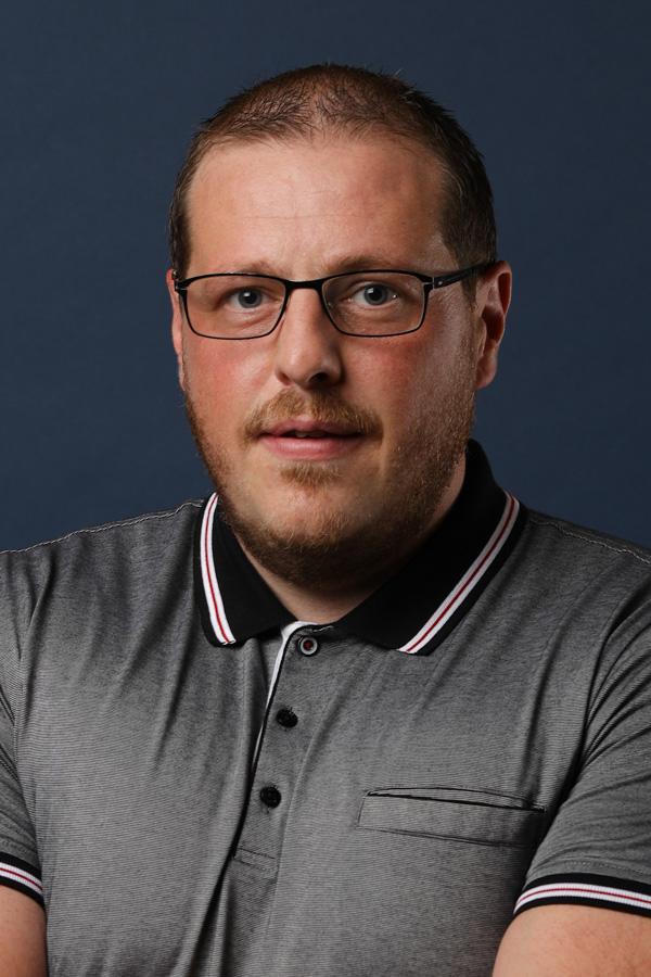 Ludovic Clerc - Responsable d'affaires SNEE Marne-la-Vallée en île-de-France