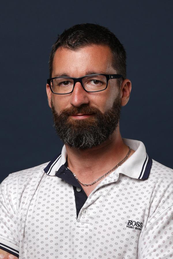 Arnaud Lafont - Responsable d'affaires SNEE Poitiers en Vienne