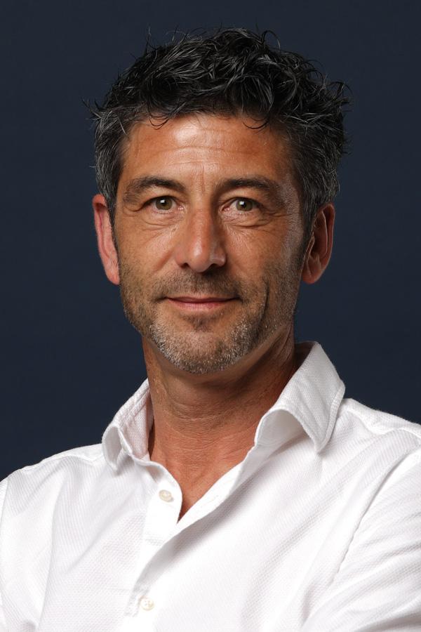 Xavier Plisson - Directeur d'agence SNEE La Rochelle en Charente-Maritime