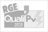 Certification RGE QUALI PV 2019