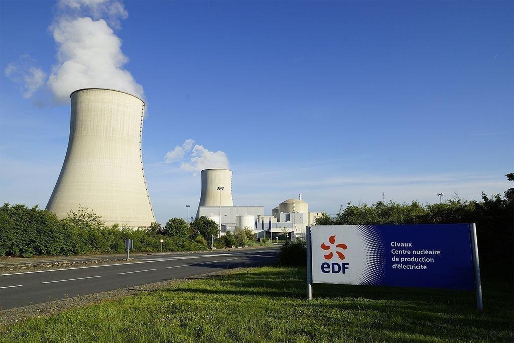 BNI : centrale nucléaire à Civaux - Chantier entreprise du tertiaire - Génie électrique