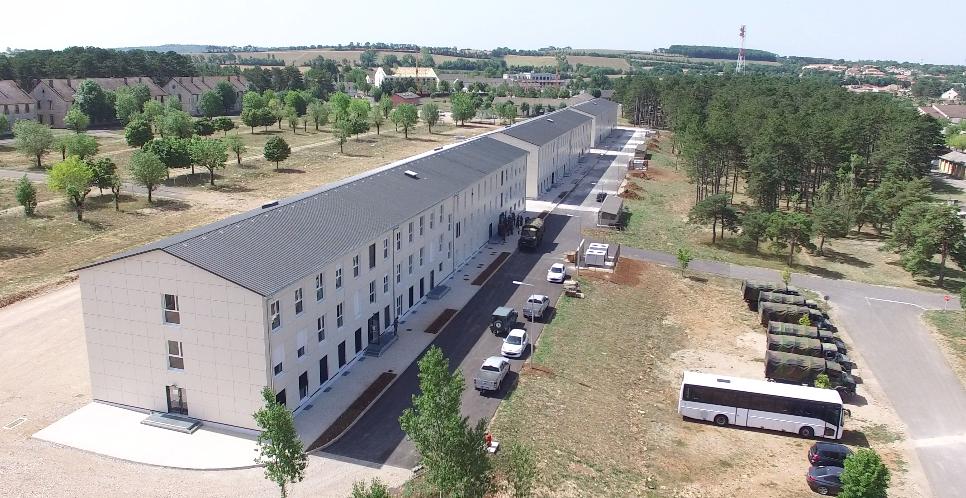 Opération Catapala - Chantier installation hors site - Génie électrique
