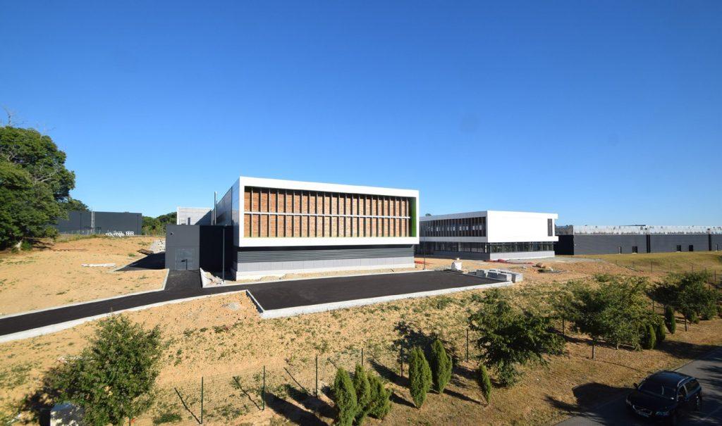 ISORG à Limoges - Chantier site industriel - Génie électrique