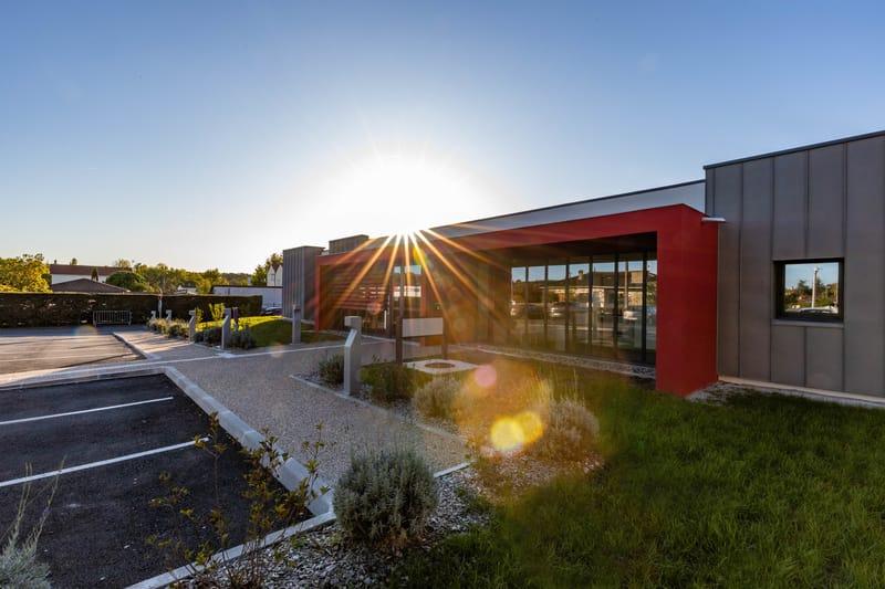 Les Premiers Pas - St Yriex - Chantier Villes et collectivités - Génie climatique, Énergies renouvelables et CVC